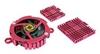 Revoltec Chipsatz Kühler Bundle  2 Chipcooler aus Alu, 3M Wärmeleitpad Wichtig: durch den Eingriff am Mainboard erlischt die Garantie des Herstellers