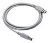 HP USB-Kabel A-B  Länge: 5 m, für alle Drucker mit USB- Schnittstelle
