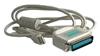 Allnet ALL0177 USB -> Parallel Kabel  Umsetzer USB auf Parallel, Parallel- drucker am USB Port betreiben, nur für Betriebssysteme mit USB-Support