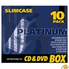 Platinum CD-R Slimcase 10 Stck / (item no. 90115348) - Picture #1