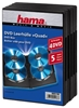 Hama DVD Quad Box black
