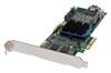 Adaptec RAID 3405 SATA/SAS Single  PCI-E (x4), 4x SAS/SATA-2, RAID 0/1/1E/5/5EE/6/10/50/60/JBOD, 128MB DDR2
