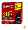 Emtec DSHD 1.44MB DOS 10er Pack schwarz