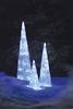 Hellum LED Deko-Pyramiden