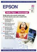 Epson A3 167g/m² matt