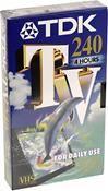 TDK E 240 TV