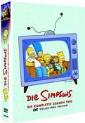 Simpsons Season 2 Box Set (4 DVDs)