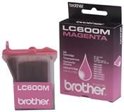 Brother LC-600M Tinte Magenta