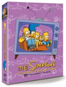 Simpsons Season 3 Box Set (4 DVDs)