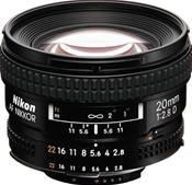 Nikon AF-D 20/2.8