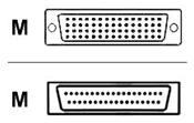 Cisco Kabel DTE RS-449, male, 3m