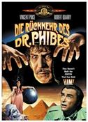 Rückkehr des Dr. Phibes, Die    ,