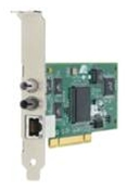 Allied Telesis PCI 10MBps Fibre ST Adapter Card mit 10/100TX (Article no. 90087173) - Picture #2