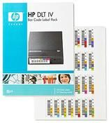 HP Barcode Label für DLT4 (100 + 10)
