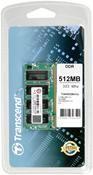 Transcend 512MB DDR SO-DIMM