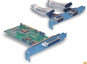 DeLOCK PCI Interface Karte 2xseriell / 1xparallel