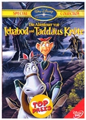 Abenteuer v.Ichabod & Taddäus Kröte