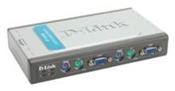 D-Link DKVM-4K KVM Switch 4 Port