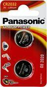 Panasonic CR2032 2er Pack