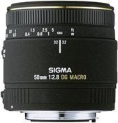 Sigma 50/2.8 EX DG Makro C/AF