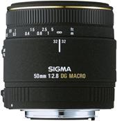 Sigma 50/2.8 EX DG Makro M/AF