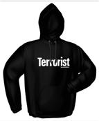 Kapuzensweater Terrorist XL