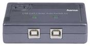 Hama USB 1.1/2.0 Datenumschalter 1:2