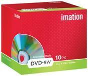 Imation DVD-RW 4.7GB 4X Jewelcase 10er