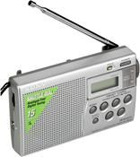 Sony ICF-M260S Radio silber
