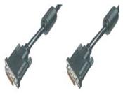 Mcab DVI Monitor Kabel 1,8m