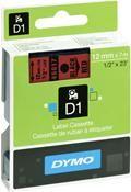 DYMO Schriftband Kassette, 12mm x 7m