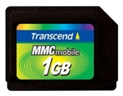 Transcend RS Multi Media Karte 1GB (Article no. 90163986) - Picture #1