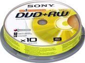 Sony DVD+RW 4.7GB 4X      ,
