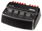 Hama Lautsprecher-Umschaltpult LSP 204