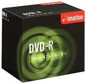 Imation DVD-R 4.7GB 16X Jewelcase