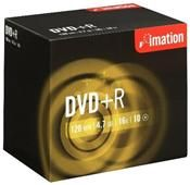 Imation DVD+R 4.7GB 16X Jewelcase 10er Pack