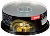 Imation DVD+R 4.7GB 16X 25er Spindel