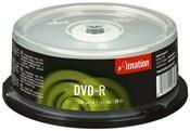 Imation DVD-R 4.7GB 16X 25er Spindel