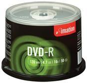 Imation DVD-R 4.7GB 16X 50er Spindel