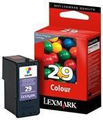 Lexmark Nr.29 Tinte Schwarz