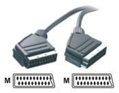 Vivanco AV-Kabel 1.2m Scart/Scart