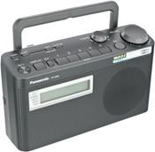 Panasonic RF-U300EG-K Tragbares Radio
