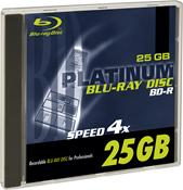 Platinum BD-R 25GB 4X