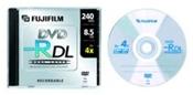Fuji DVD-R DL 8.5GB 2.4X