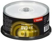 Imation DVD+R 4.7GB 16X Inkjet white 30er Spindel