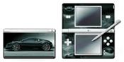 Modding Skin DS Lite [Black Car]