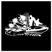 Kapu DOUBLE TEAM black Gr.XXL