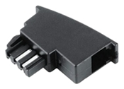 Hama Telefon-Adapter TAE-F-Stecker (Article no. 90246224) - Picture #1