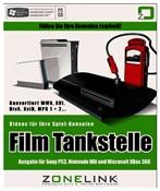 Film Tankstelle Konsolen