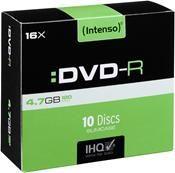 Intenso 4101652 DVD-R 4.7GB 16X